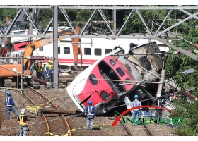 Train's Driver Disabled Speed Controls Before Taiwan Crash, Officials Say